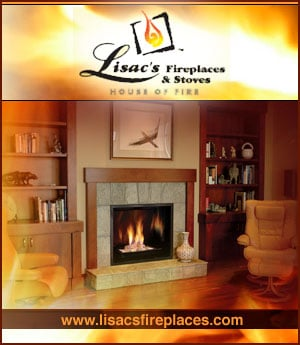 Lisacs Fireplaces & Stone - Sponsorship Header