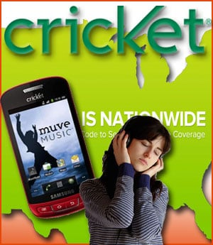 Cricket Communications - Sponsorship Header