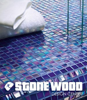 Stone Wood Design Center - sponsorship ad