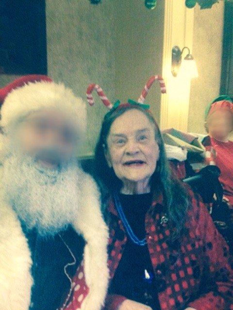 Photo of Patty Hall provided by Portland Police Bureau.