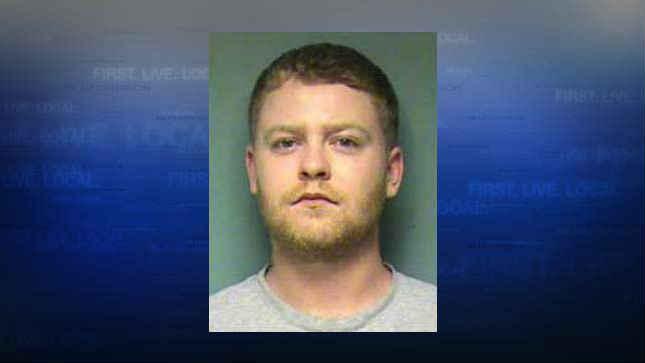 Cody Crawford, 2011 jail booking photo