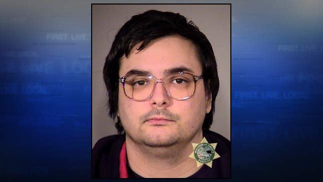 Thomas James Romine, jail booking photo