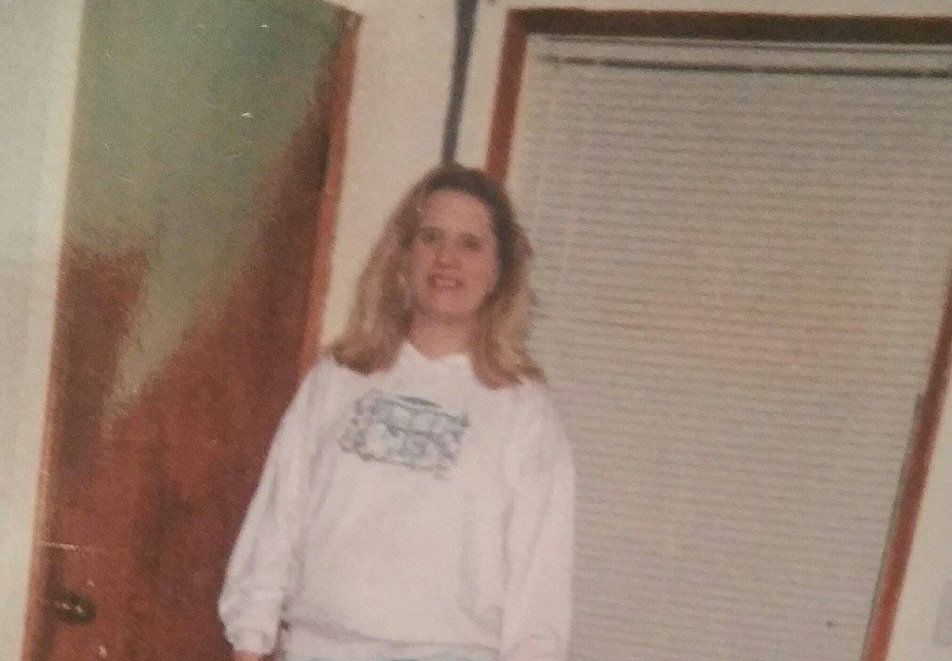 Katherine Rusk, courtesy of her family.
