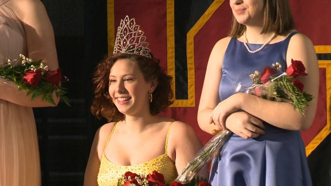 Rose Festival Princess Mariella Fischer (KPTV)