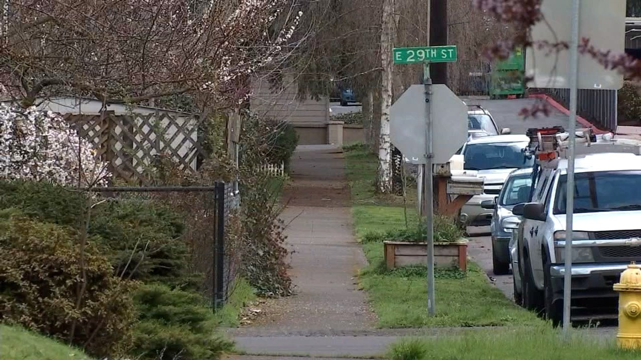 According to Vancouver Police, a 38-year-old woman was jogging down S Street near East 29th Street just before 8:00 a.m. when a man suddenly came up behind her and grabbed her backside. (KPTV)