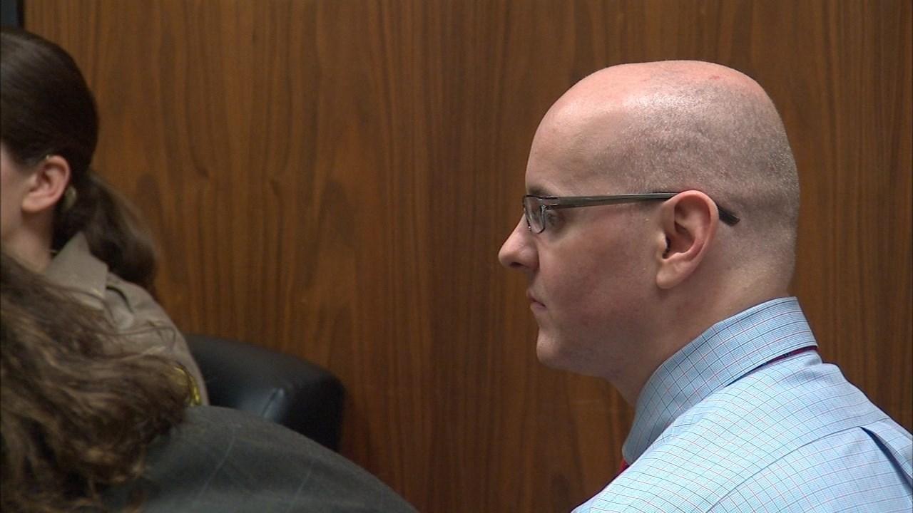Daniel Wyant in court on Tuesday. (KPTV)