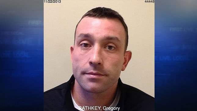 Gregory Rathkey (Photo: U.S. Marshals Oregon Fugitive Task Force)