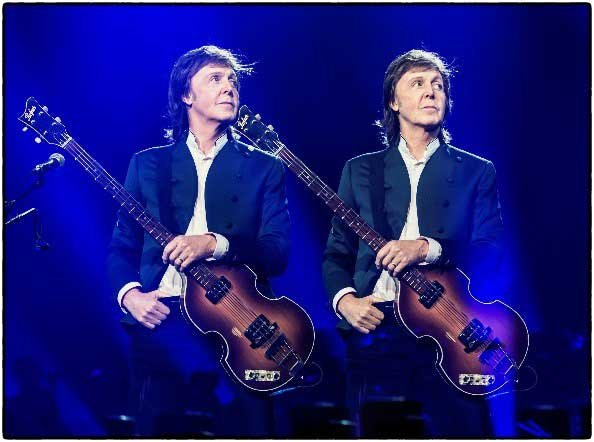 Paul McCartney will be performing at the Moda Center on April 15, 2016 (Photo: Rose Quarter)