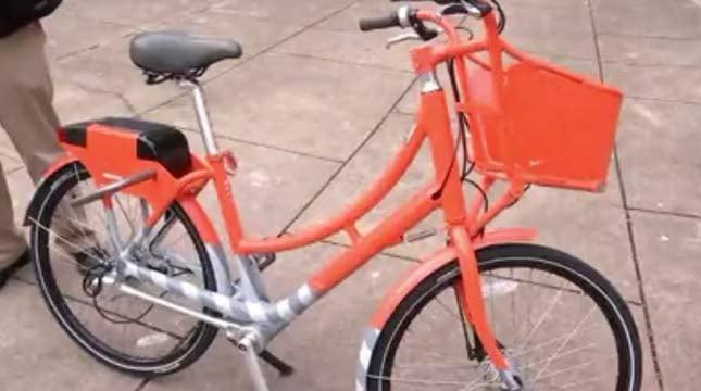 Biketown bicycle (FOX 12 file image)