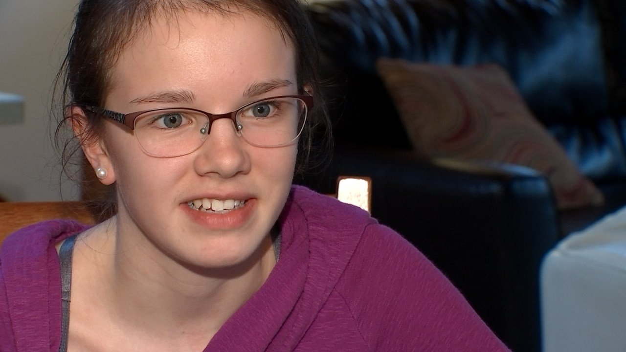 Ella Johansen is determined to raise as much money as possible for Make-A-Wish Oregon.
