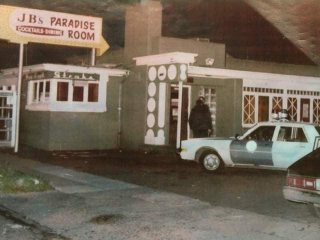 Robbie Altom was killed outside JB's Paradise Room in Portland in 1982.