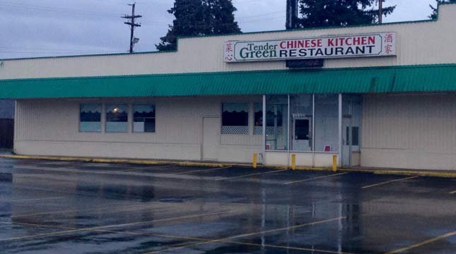 Tender Green Chinese Kitchen in Vancouver