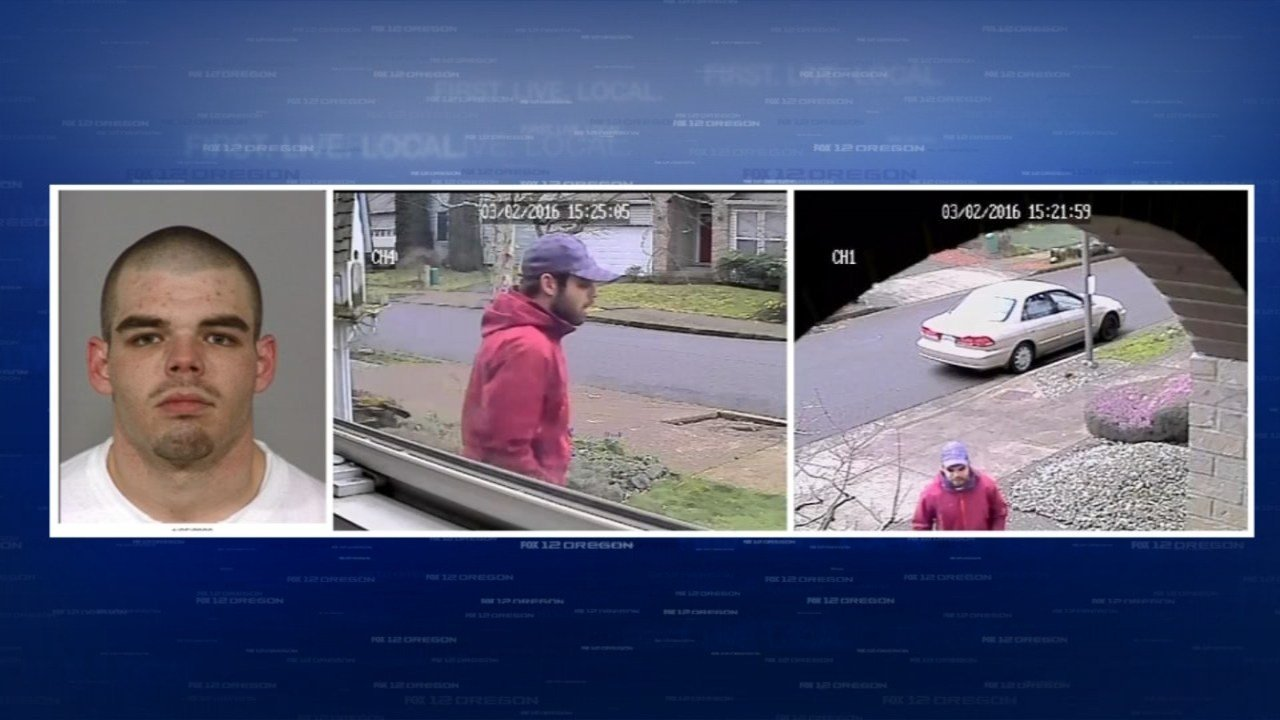 Images of Hentz, provided by Portland Police.
