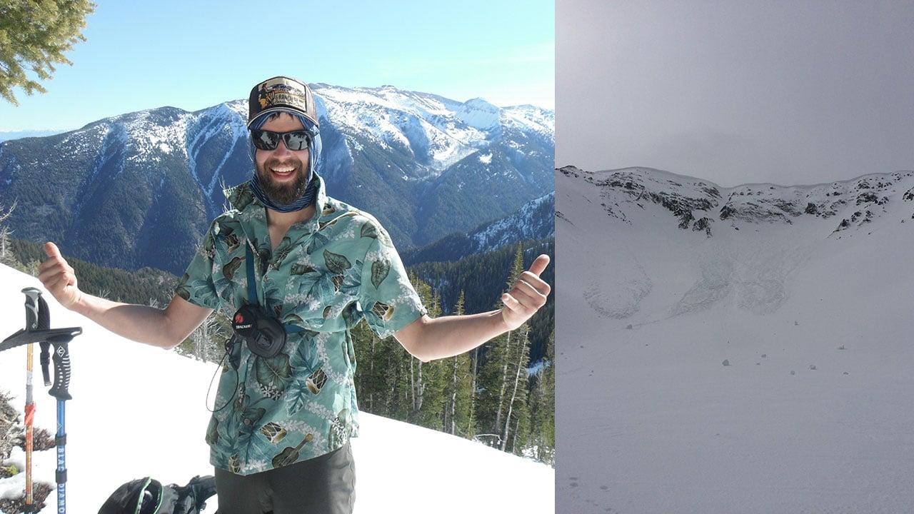 Kip Rand (Wallowa Avalanche Center)
