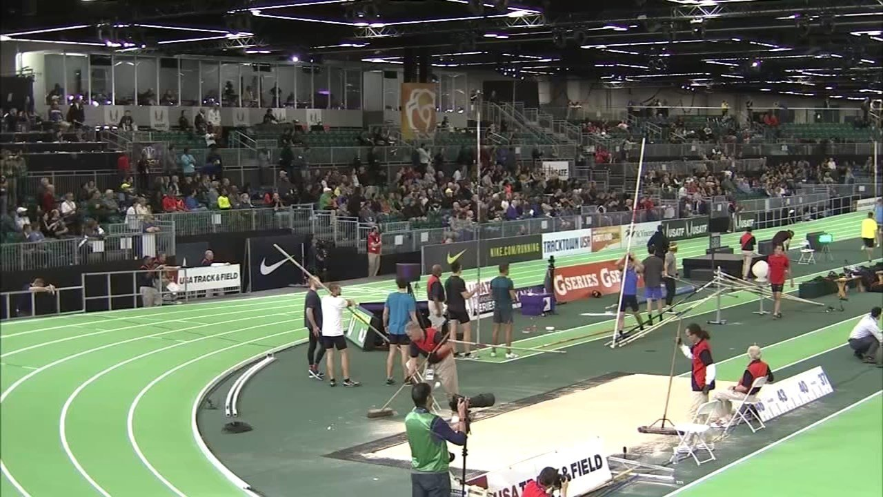 Organizers of the IAAF World Indoor Championships say that gross spending directly attributed to the IAAF events will bring an estimated $15.9 million to Portland. (KPTV)