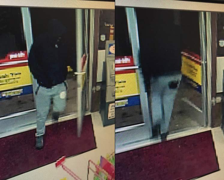 Surveillance images of McMinnville Plaid Pantry armed robbery suspect. (Photo: McMinnville PD)
