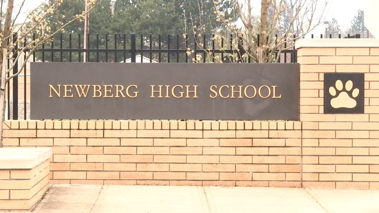 """An underage suspect is now accused of attempting to obtain a gun as part of a plan to """"harm"""" students and staff at Newberg High School."""