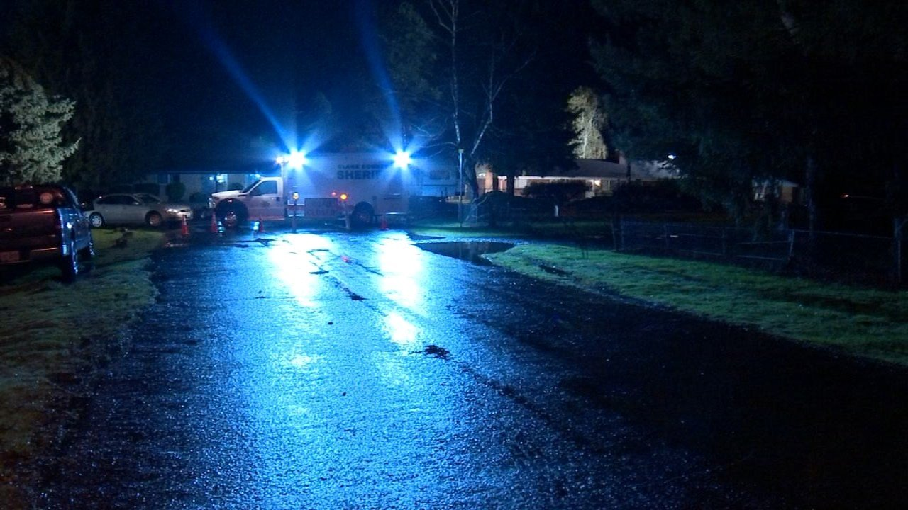 Police identified the woman shot and killed by deputies in Vancouver on Sunday as Amy Jean McCoy of Portland.
