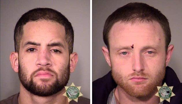 Juan Carlos Sanchez Jr., David Alexander Mellis, jail booking photo