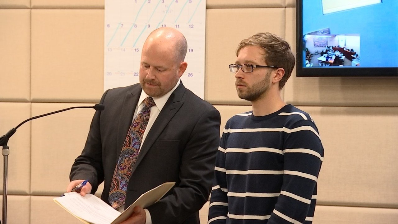 Portland massage therapist Benjamin Collura was in court last week to face sex abuse charges.