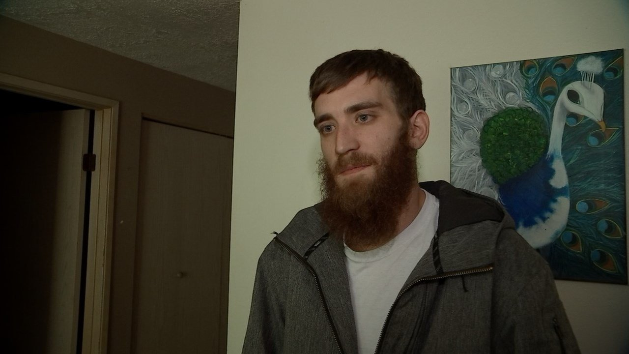 Tyler McManus, a former FedEx employee, said he took TriMet passes to support his family.