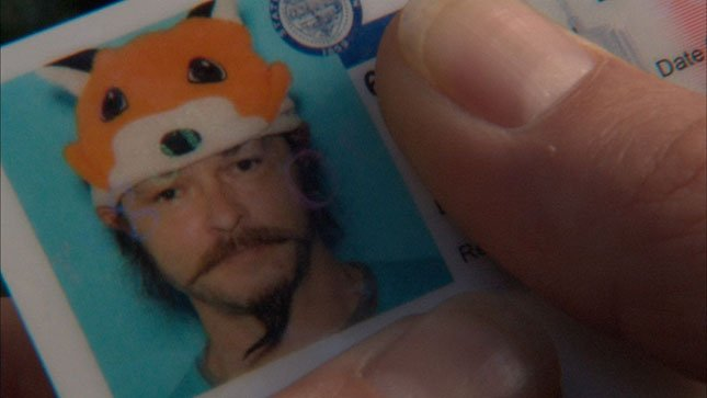 Jay Bishop's license photo.