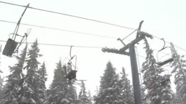 Mount Bachelor ski area, FOX 12 file image