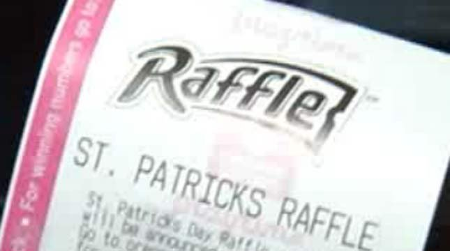 Oregon Lottery's St. Patrick's Day Raffle (FOX 12 file image)