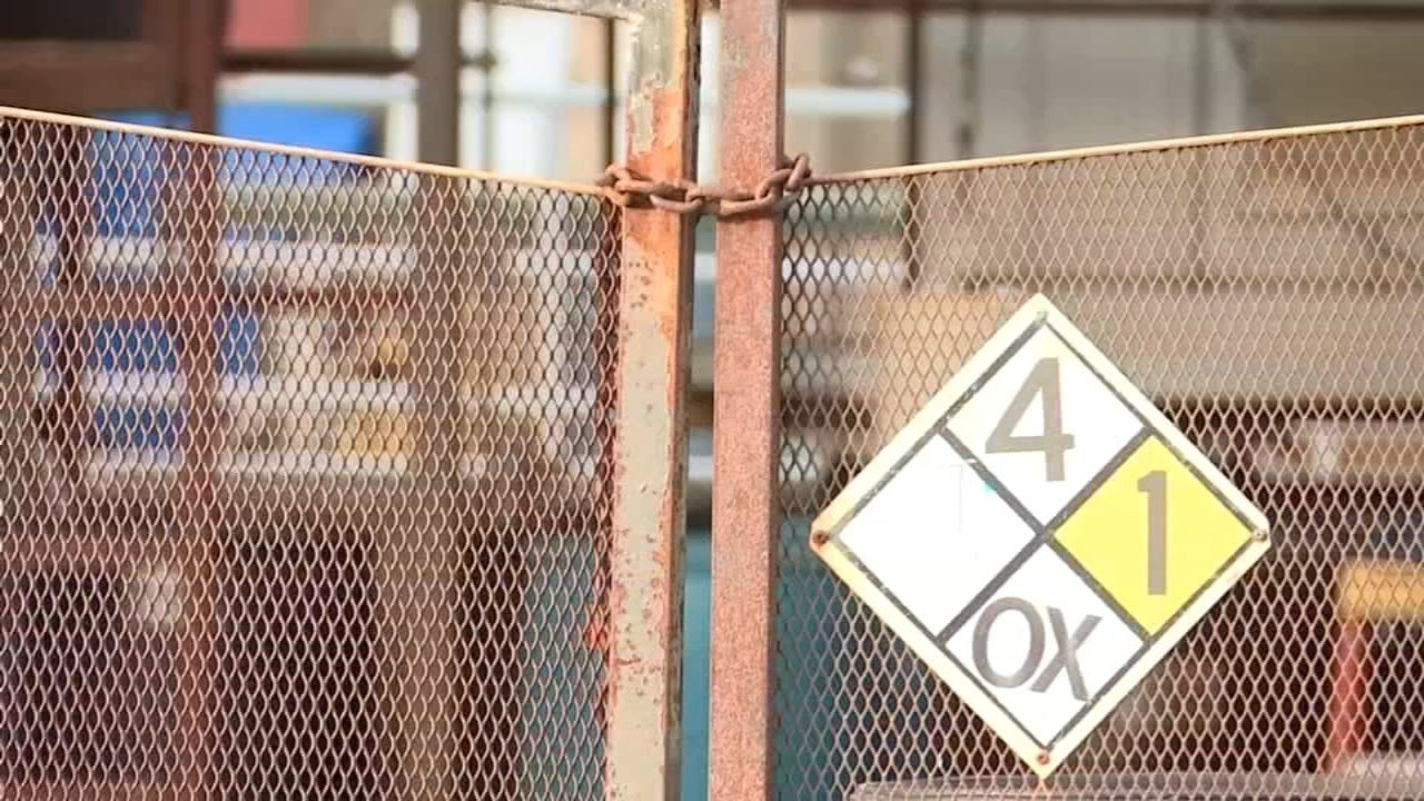Health authorities said the latest air and soil testing near Bullseye Glass and Uroboros in Portland showed no immediate public health risk.