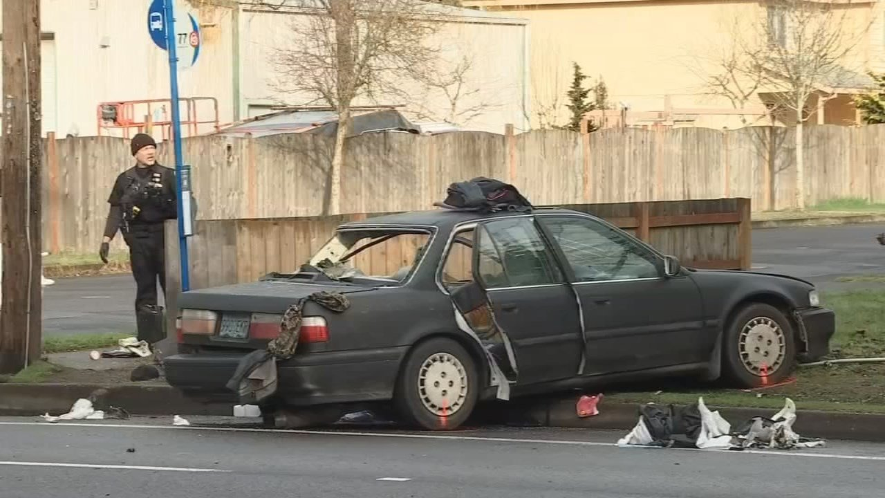 Police said David Saucedo drove through a stop sign, collided with a pickup and then ran from the scene. (FOX 12 file image)