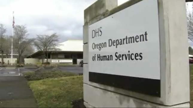 Oregon Department of Human Services (FOX 12 file image)
