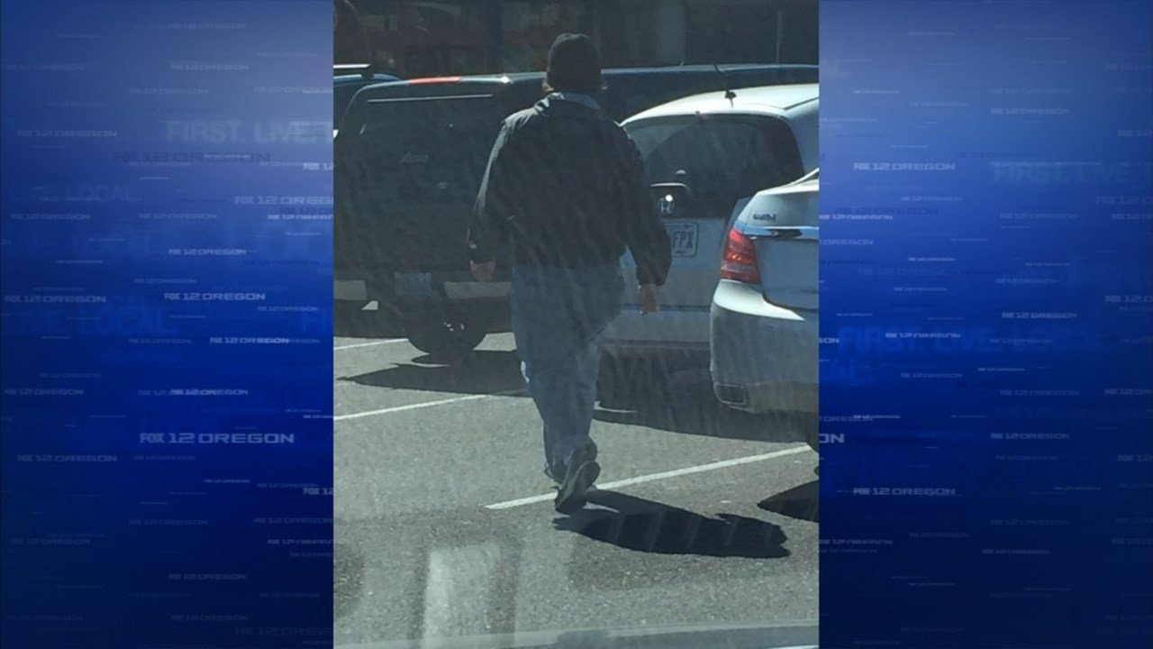 Photo of man suspected of harassing women outside Portland area Target stores.