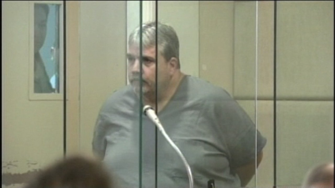Ronald Marcus during 2014 court appearance (FOX 12 file image)