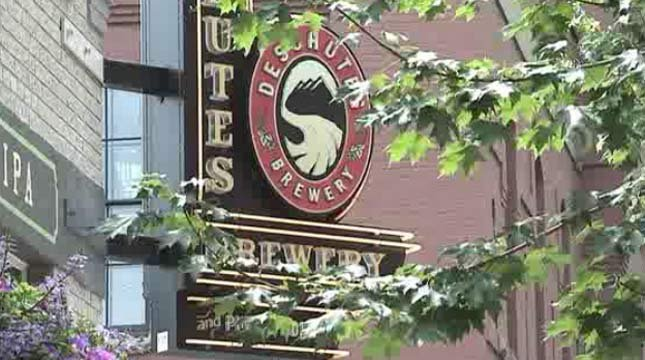 Deschutes Brewery Portland Public House (FOX 12 file image)