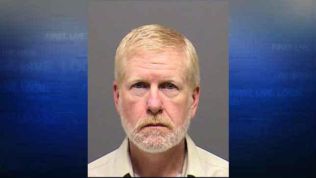 David Bergquist booking photo (Courtesy: Clackamas County Jail)