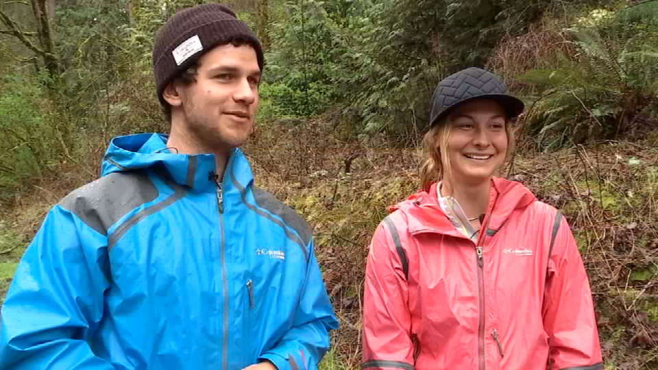 'Directors of Toughness' Zach Doleac and Lauren Steele (Photo: KPTV)