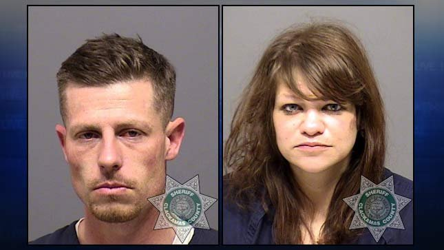 Joshua Gale, Lindsey McCormick, jail booking photos