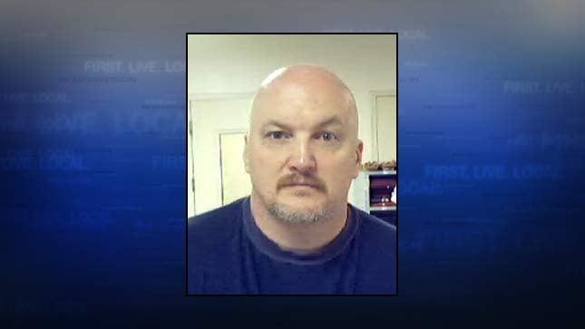 Thomas Peacock, Oregon Department of Corrections photo