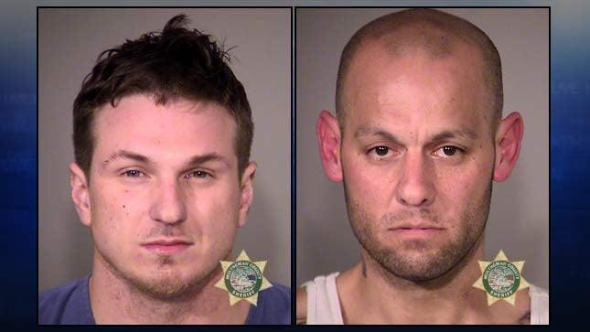 Kenan Dizdarevic, Robert Sanchez, jail booking photos