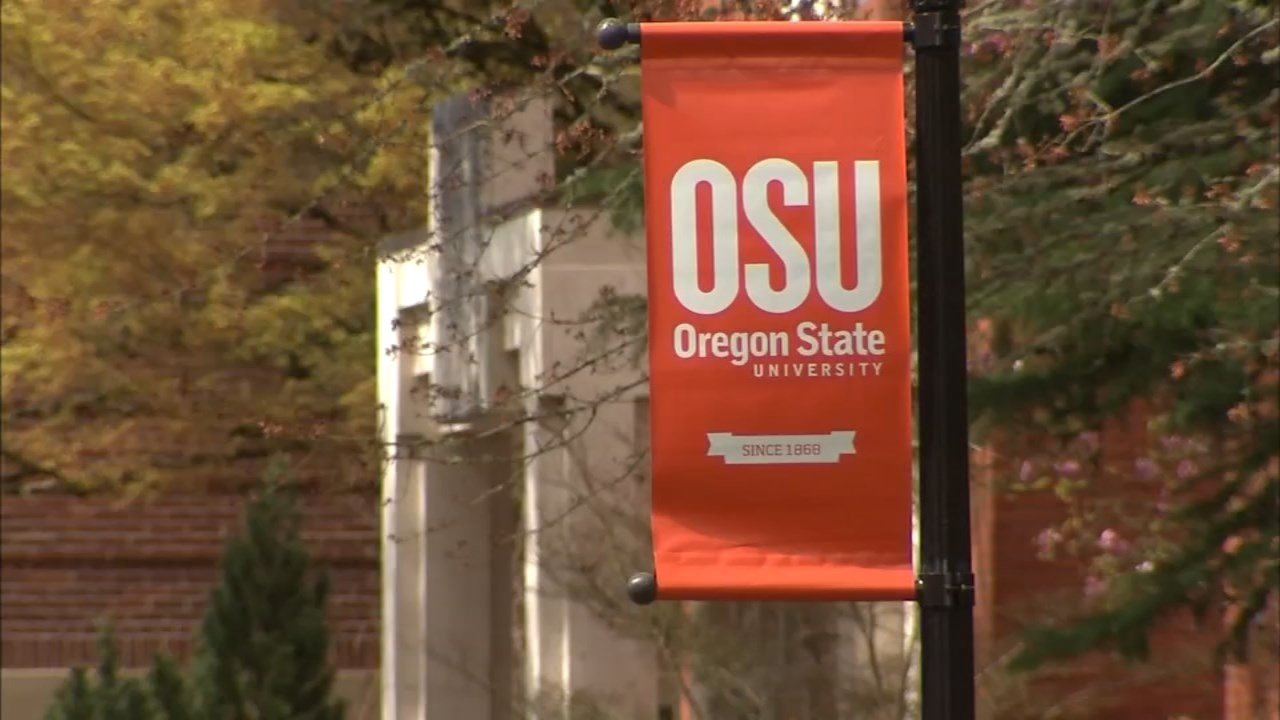 Oregon State University in Corvallis (KPTV file image)