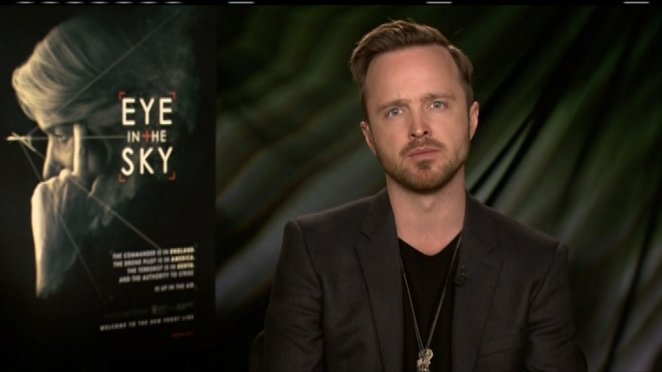 'Breaking Bad' actor Aaron Paul