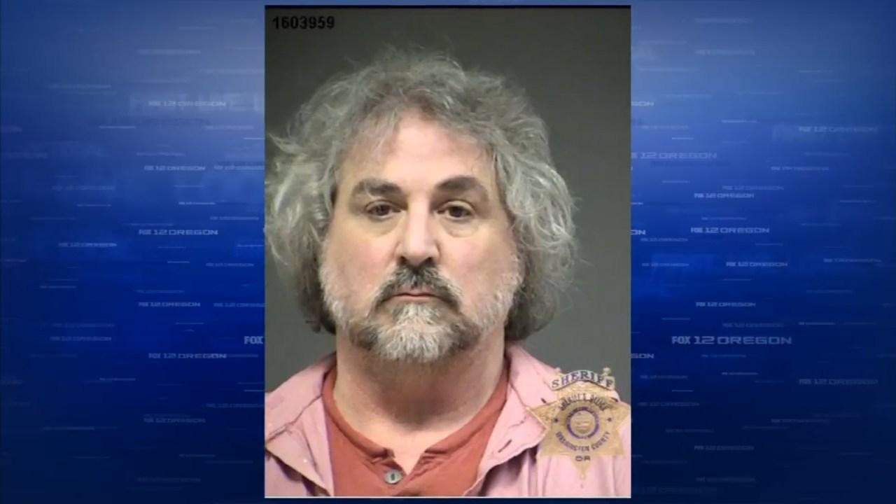David James McHarg, 57, of Aloha (Washington County Sheriff's Office)