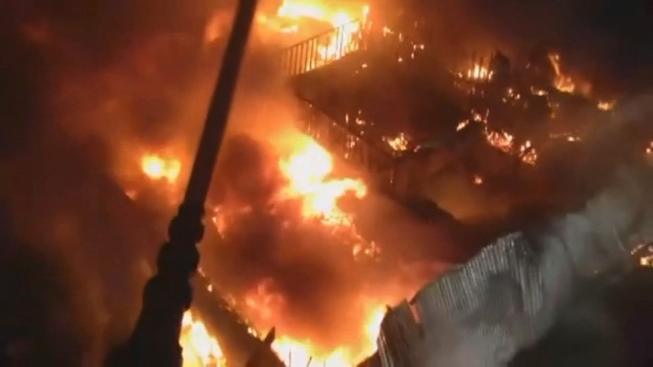 Zachary Burghart was convicted of arson for the April 2015 fire at Albany High School.  (Air 12 file image)
