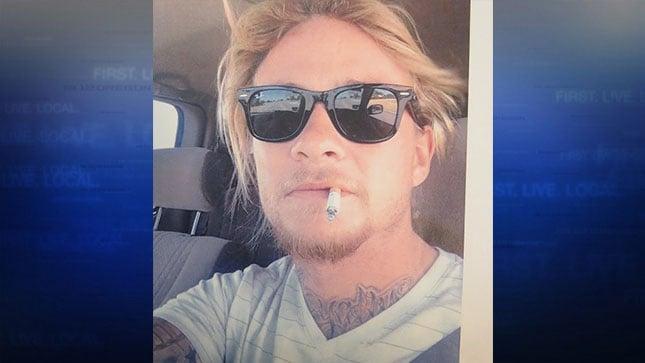 Third Suspect: Marshall Mckenna