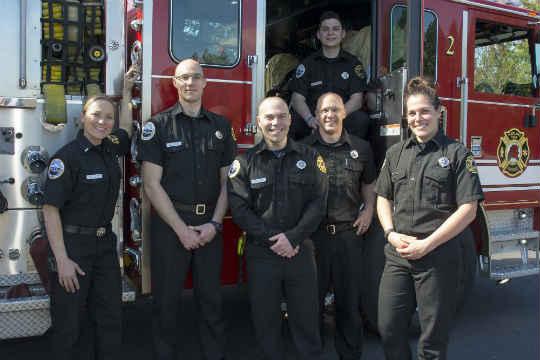 (Courtesy: Portland Fire & Rescue)