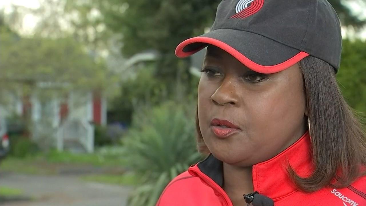 Laurie Palmer, an anti-violence advocate in Portland. (KPTV)