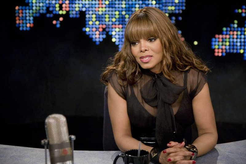 File image: Janet Jackson appears on CNN's Larry King Live on February 26, 2008. (Credit: Kyle Christy/CNN)