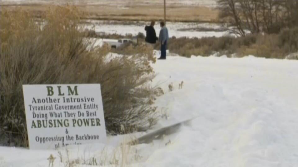 Malheur National Wildlife Refuge in Harney County (KPTV file photo)