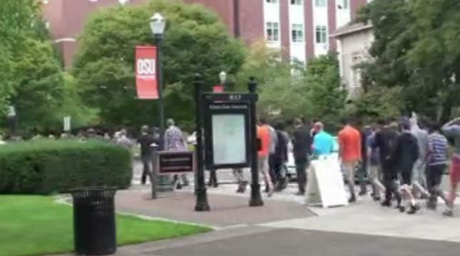 Oregon State University (FOX 12 file image)