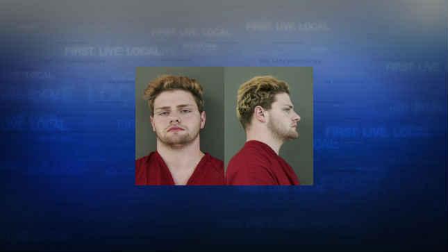 Jordan Casterline booking photo (Courtesy: Linn County Jail)
